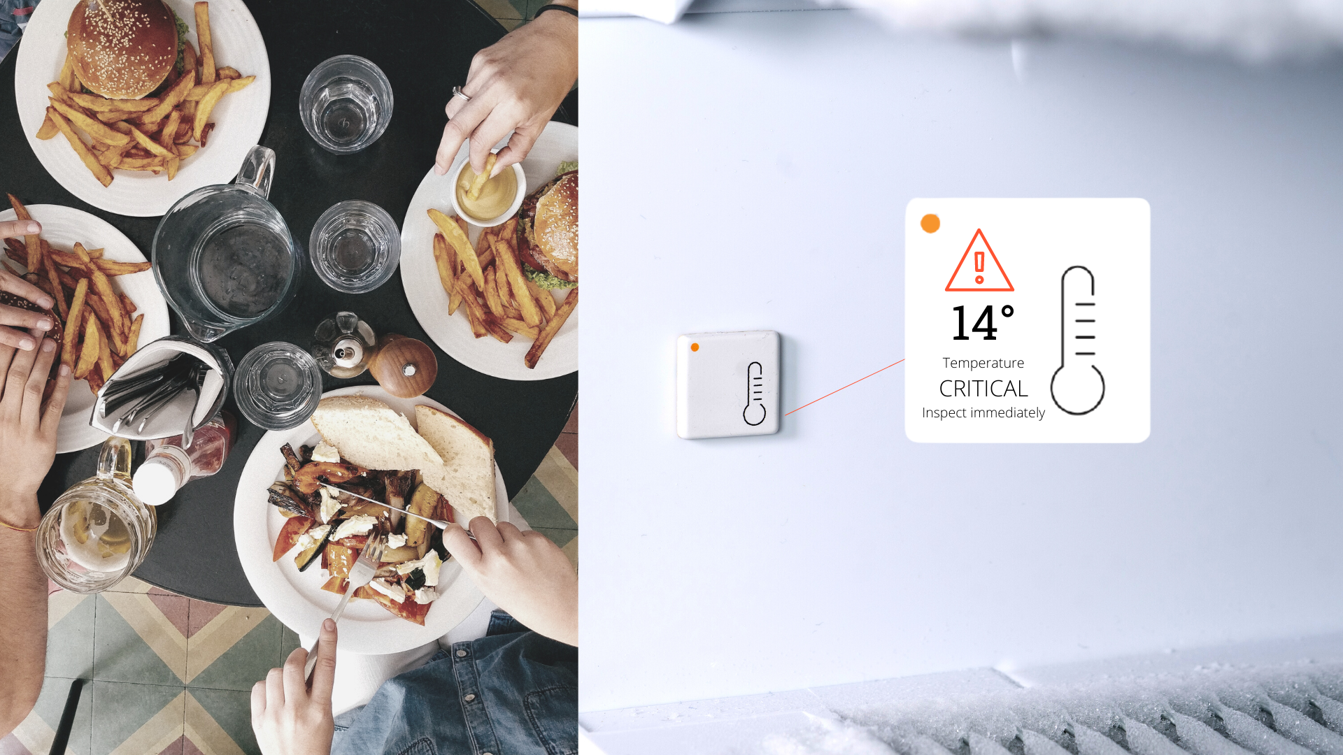 Case Study: Global Restaurant Chain Immediately Saved £1.25M with Sensor Technology
