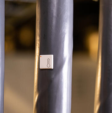disruptive technologies temperature sensor