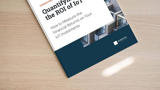 A Guide to IoT ROI in Buildings and Facilities Management [5 Case Studies + Free e-Book]