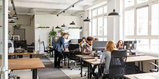 How Sensor Technology Is Helping Design The Workspace of The Future