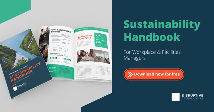Sustainability Handbook ad