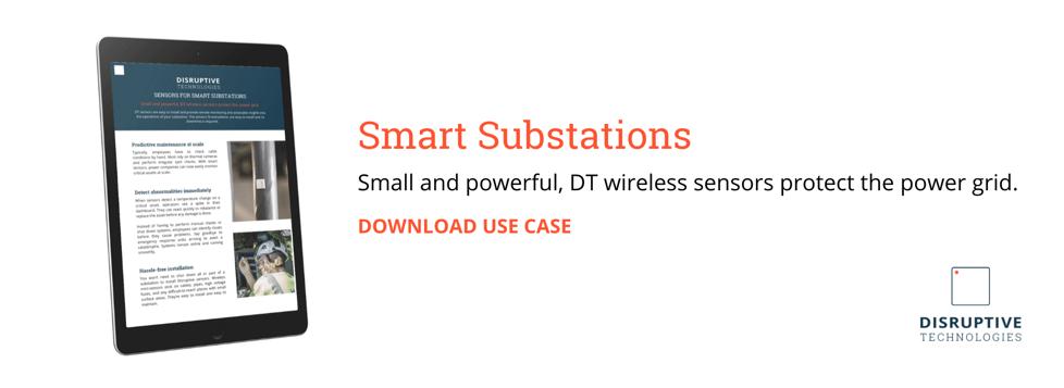Smart substations