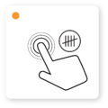 Counting Touch Sensor