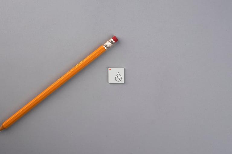 disruptive technologies humidity sensor