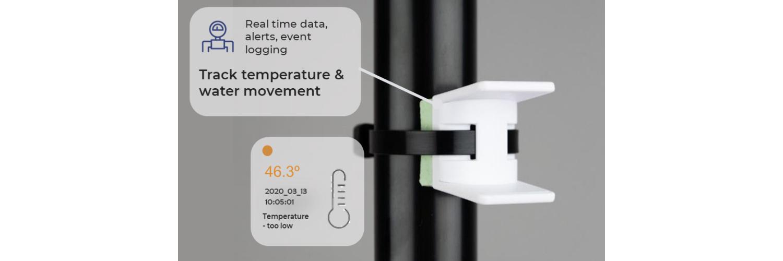 disruptive technologies pipe monitoring