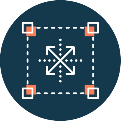 dt icon scalable