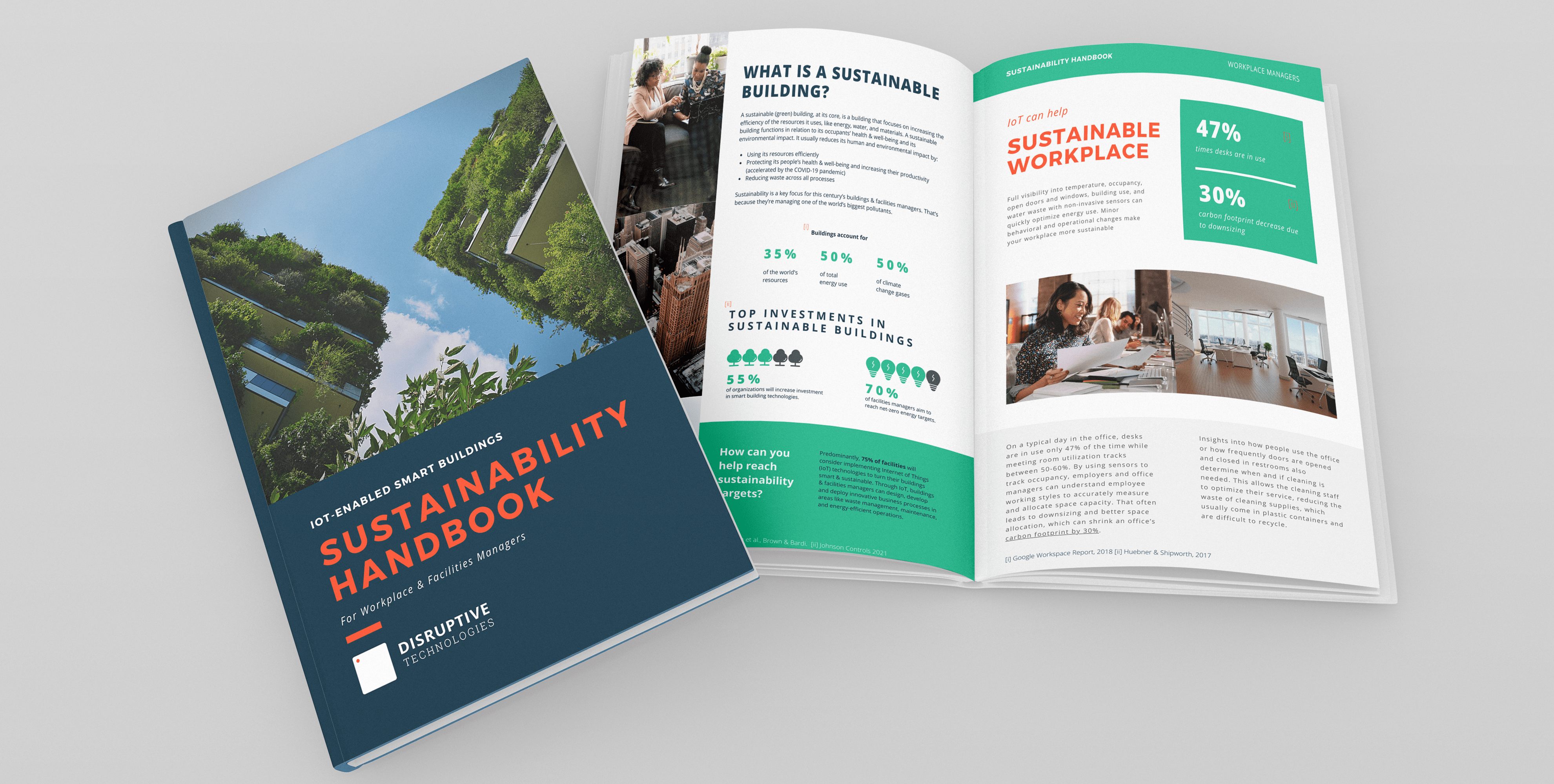 The IoT Sustainability Guide for Facilities Managers (+ Free Handbook)