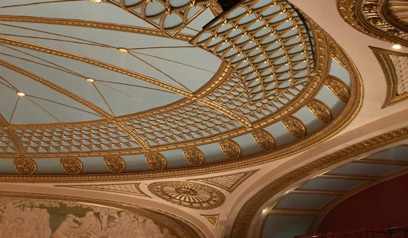 royal opera house cieling